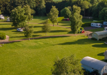 Luxury Glamping at Applewood Countryside Park